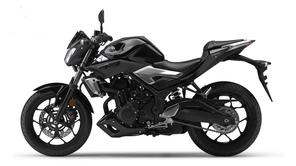2015 Yamaha MT-03 Reveal