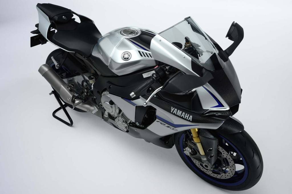 2015 Yamaha R1 R1m Launched In India