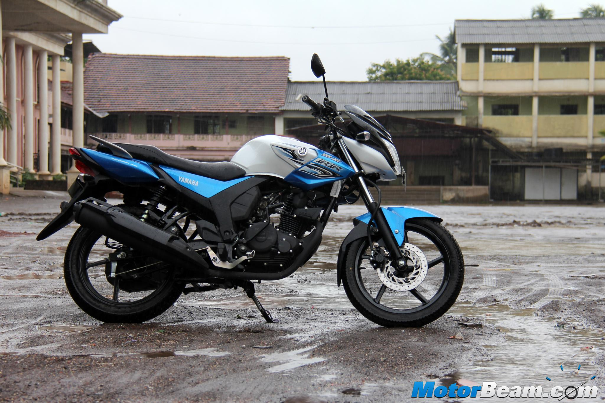 2015 Yamaha SZ RR Test Ride Review