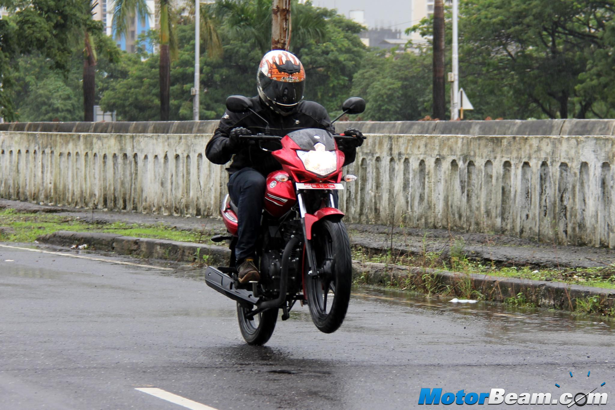 2015 Yamaha Saluto Review