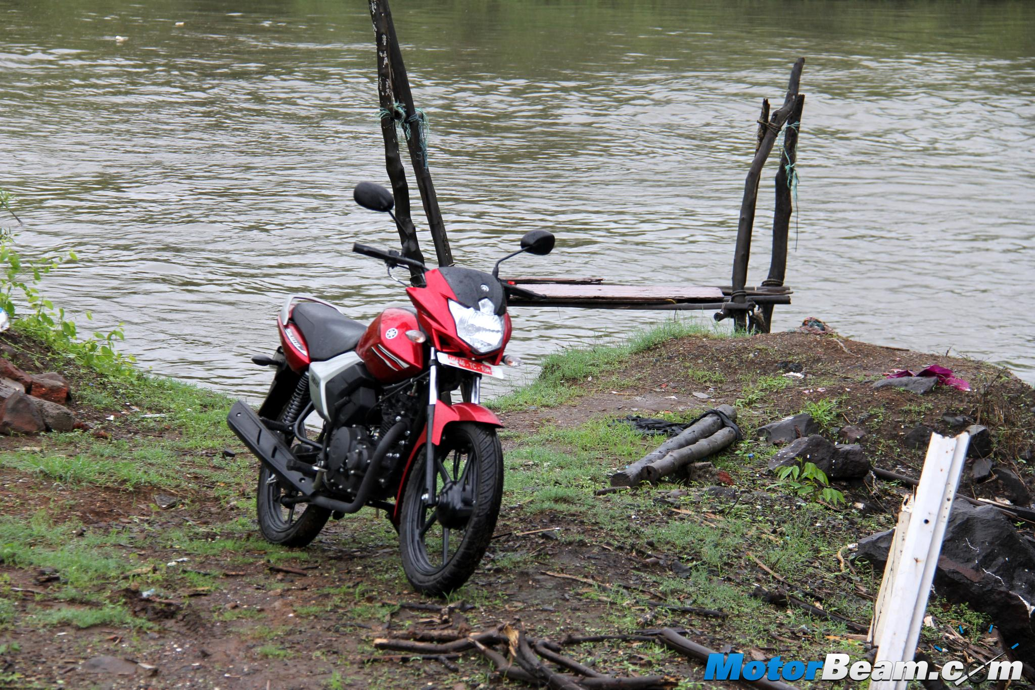 2015 Yamaha Saluto Test Ride Review