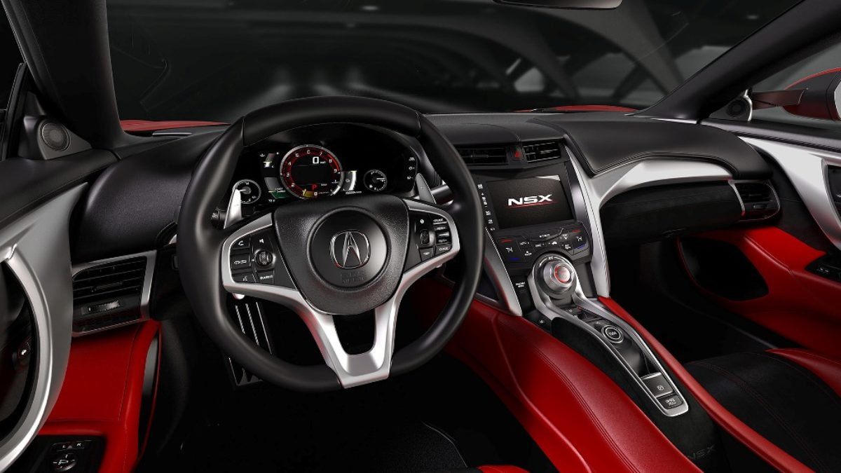 2016 Acura Nsx Unveiled Could Be Launched In India