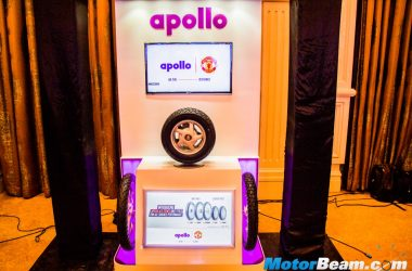 2016 Apollo Two-Wheeler Launch