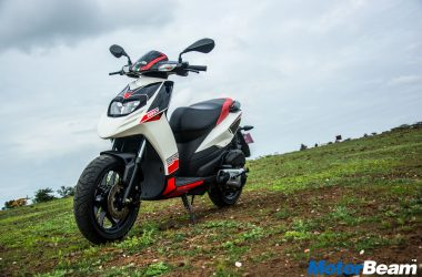 2016 Aprilia SR 150 Review