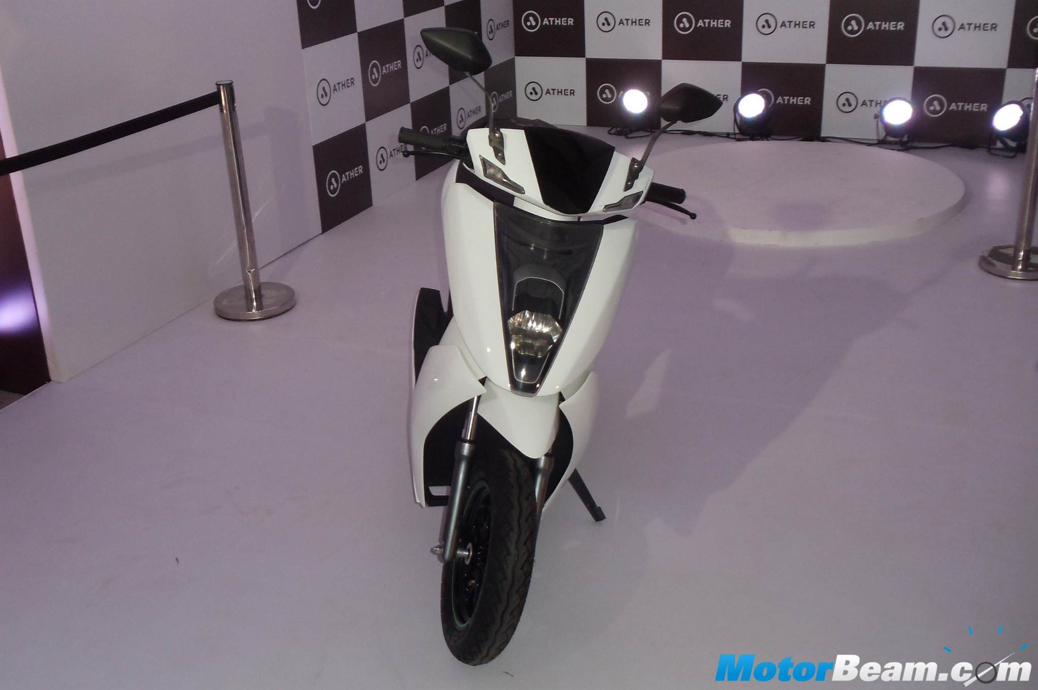 2016 Ather S340 Front