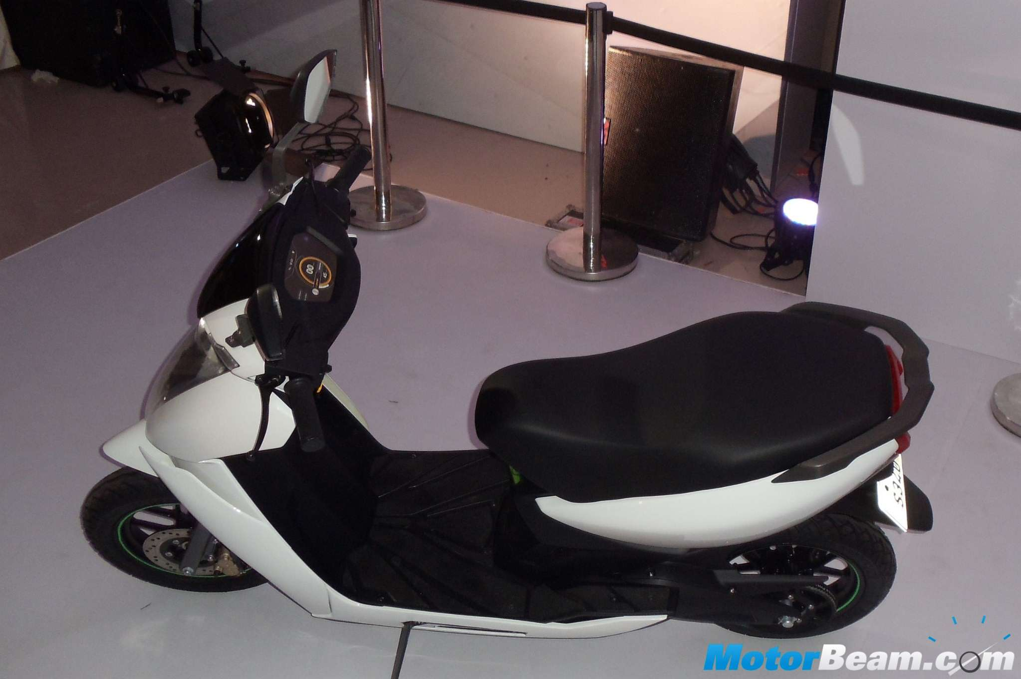 2016 Ather S340 Top