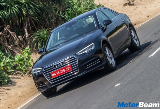 2016 Audi A4 TFSI Test Drive Review