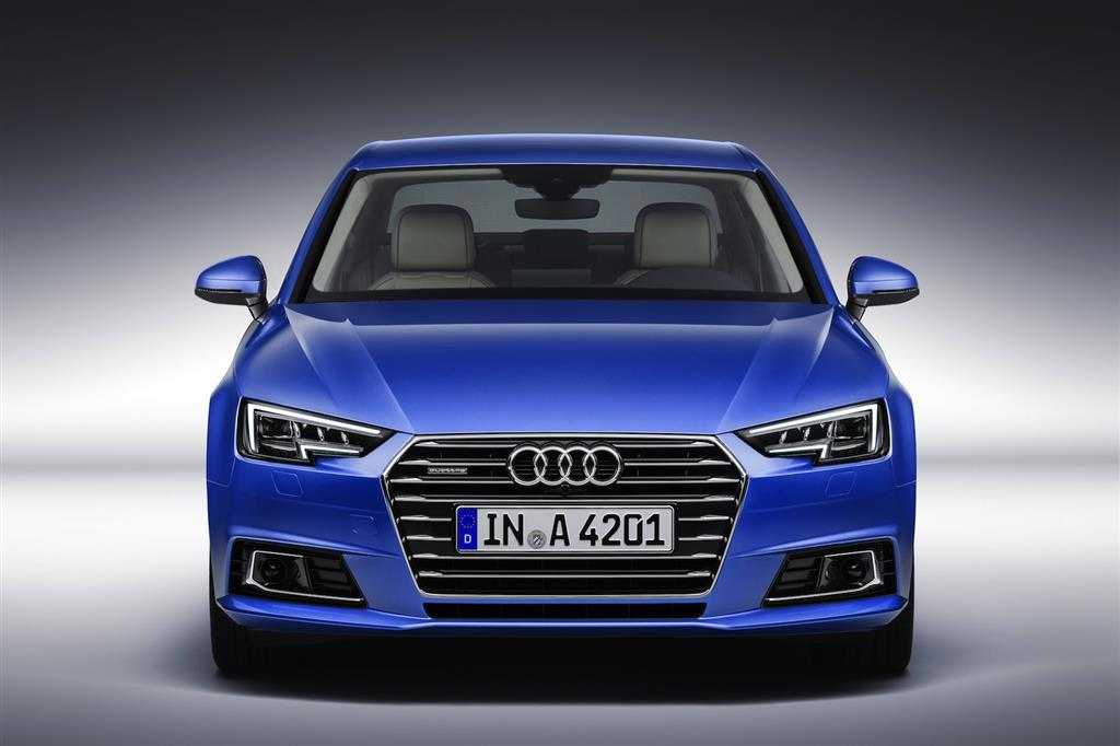2016 Audi A4 Unveiled