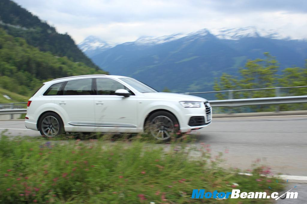 2016 Audi Q7 Engine Performance