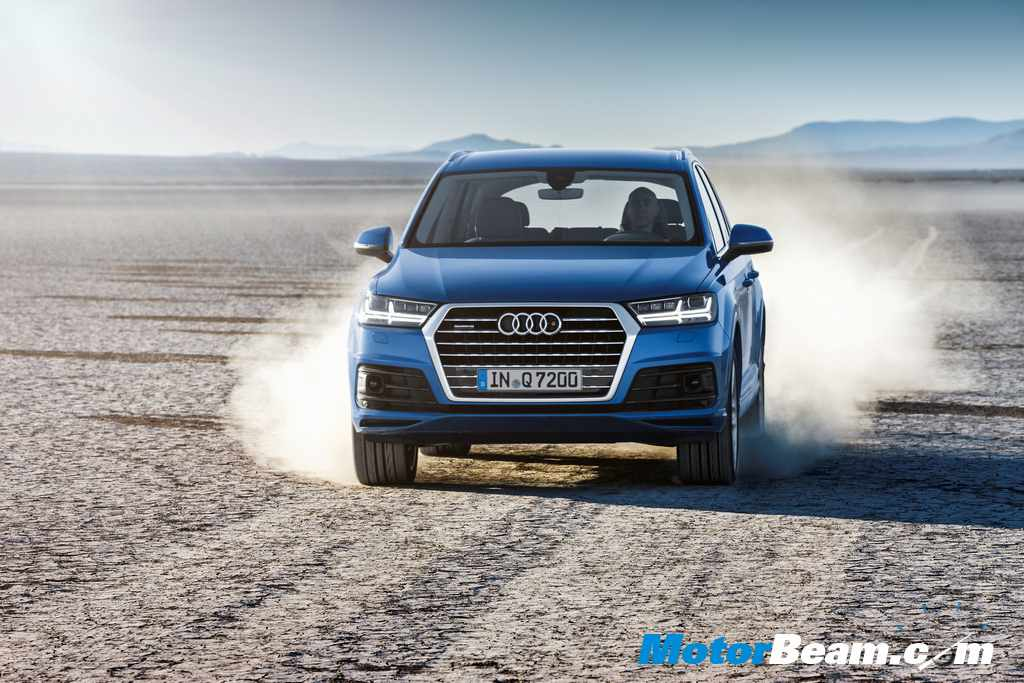 2016 Audi Q7 Engine Review
