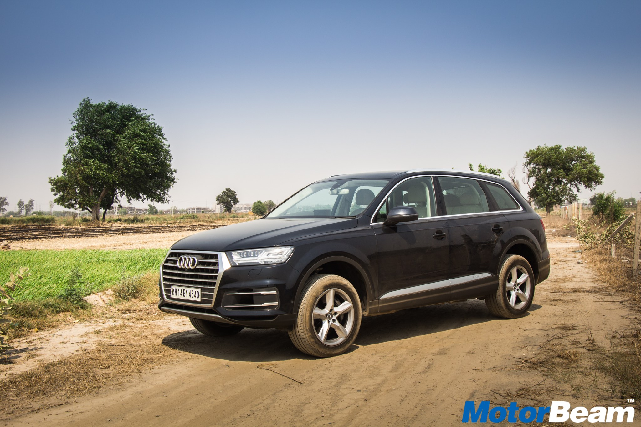 2016 Audi Q7 Image Gallery Motorbeam Indian Car Bike News Review