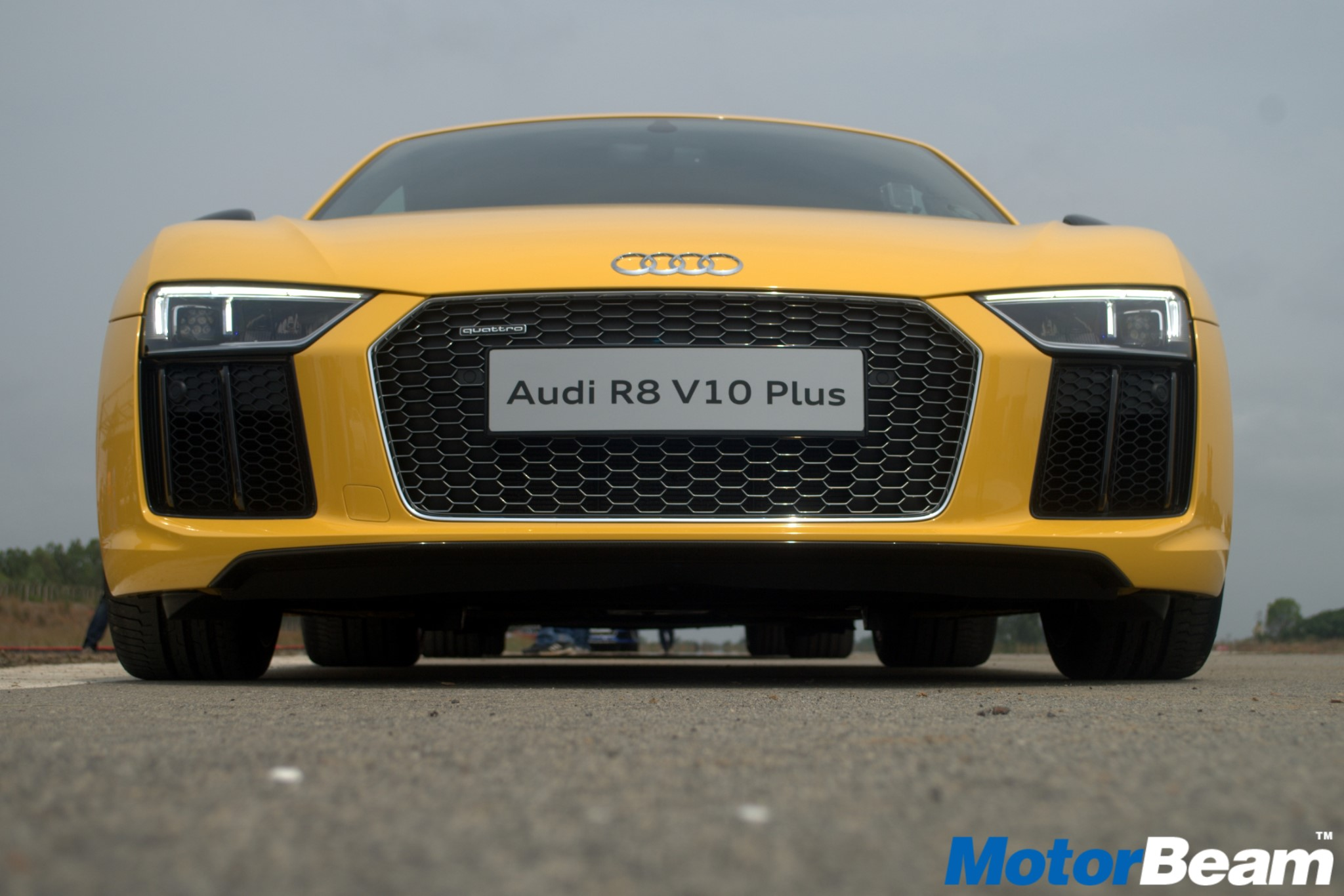 2016 Audi Drive Experience Driving The R8 V10 Plus Motorbeam