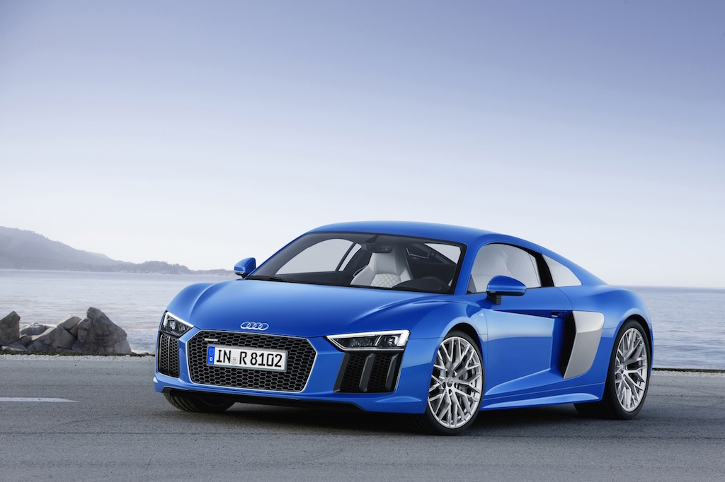 Second Generation Audi R India Launch In Early - Audi car r8 price in india