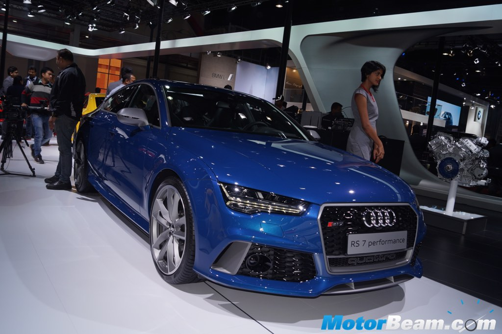 2016 Audi RS7 Front