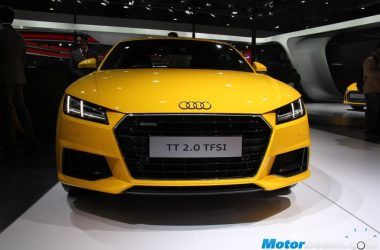 Audi RS7 Performance & Yellow TT Turn Up The Heat