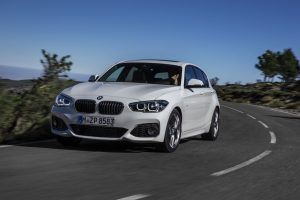 2016 BMW 1-Series Action