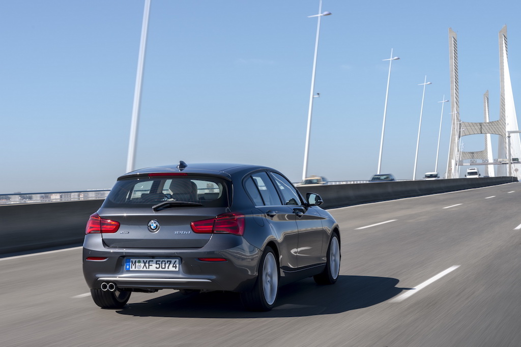 2016 BMW 1-Series Facelift India Price