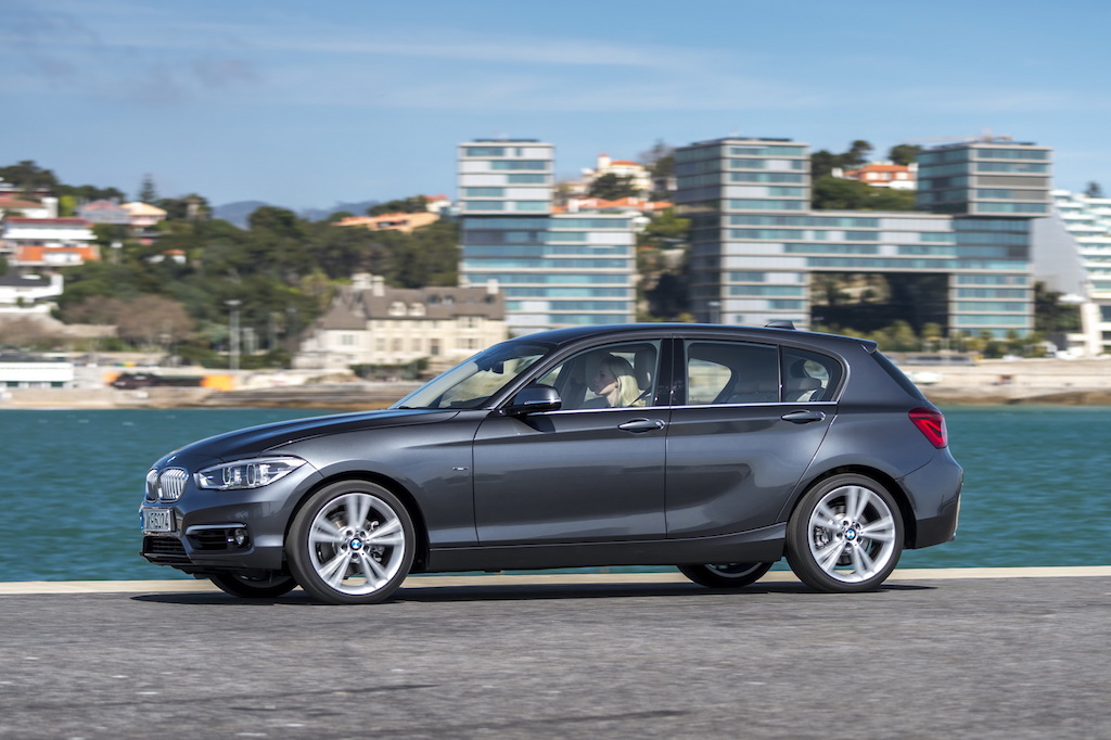 2016 BMW 1-Series Facelift India Specifications