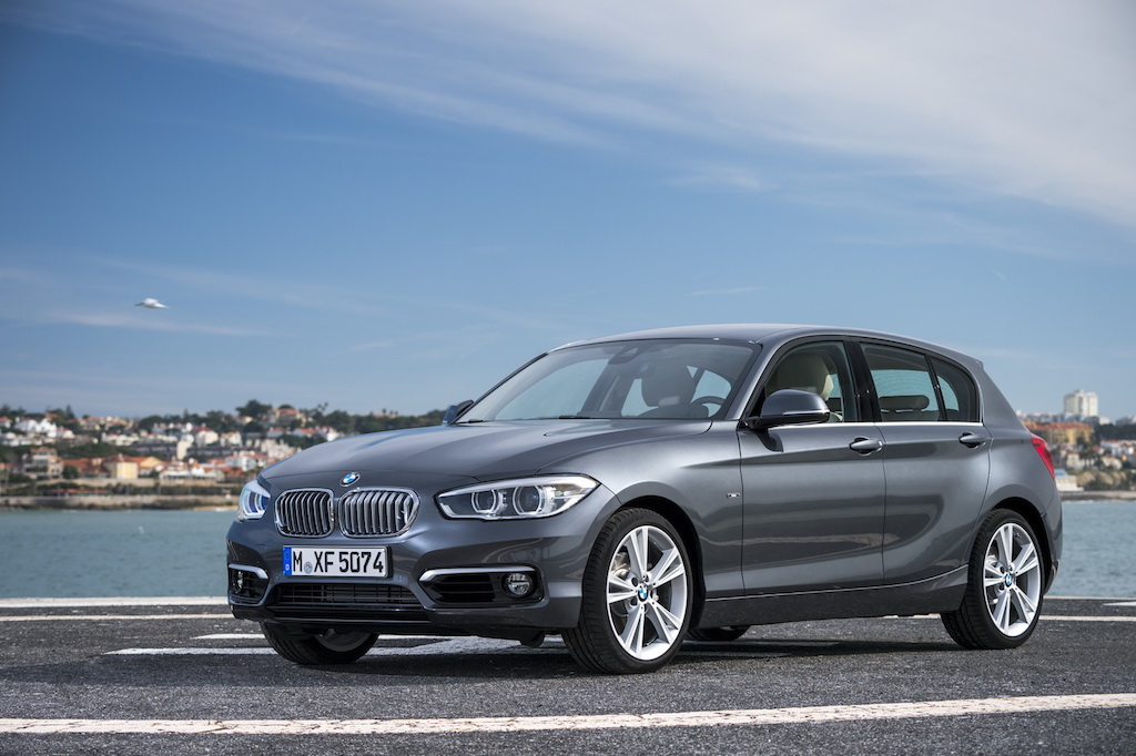 2016 BMW 1-Series Facelift Launch India