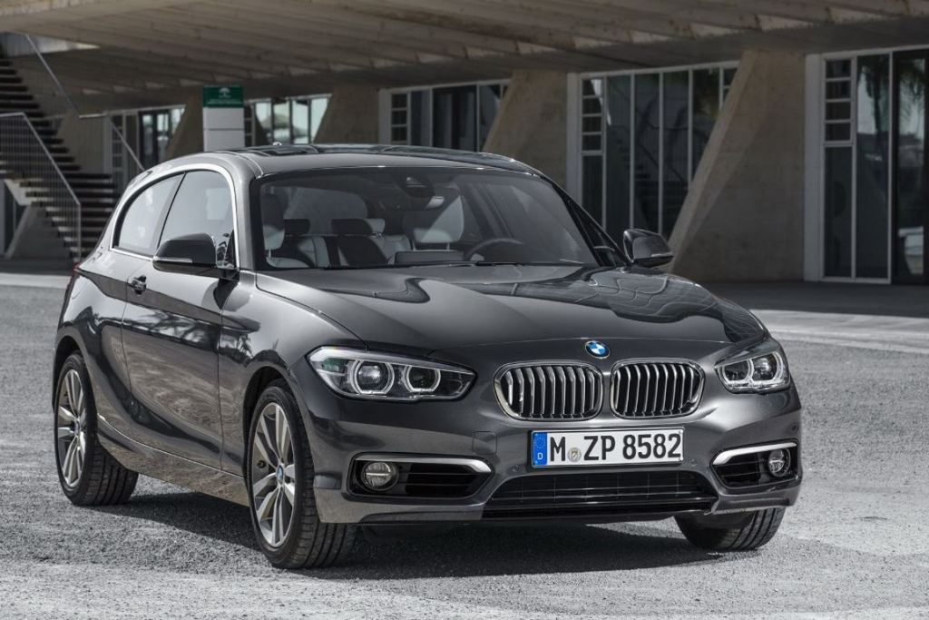 2016 BMW 1-Series Facelift Specifications