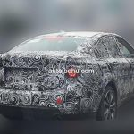 2016 BMW 1-Series Spied Rear