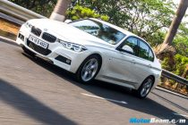 2016 BMW 3-Series Test Drive Review