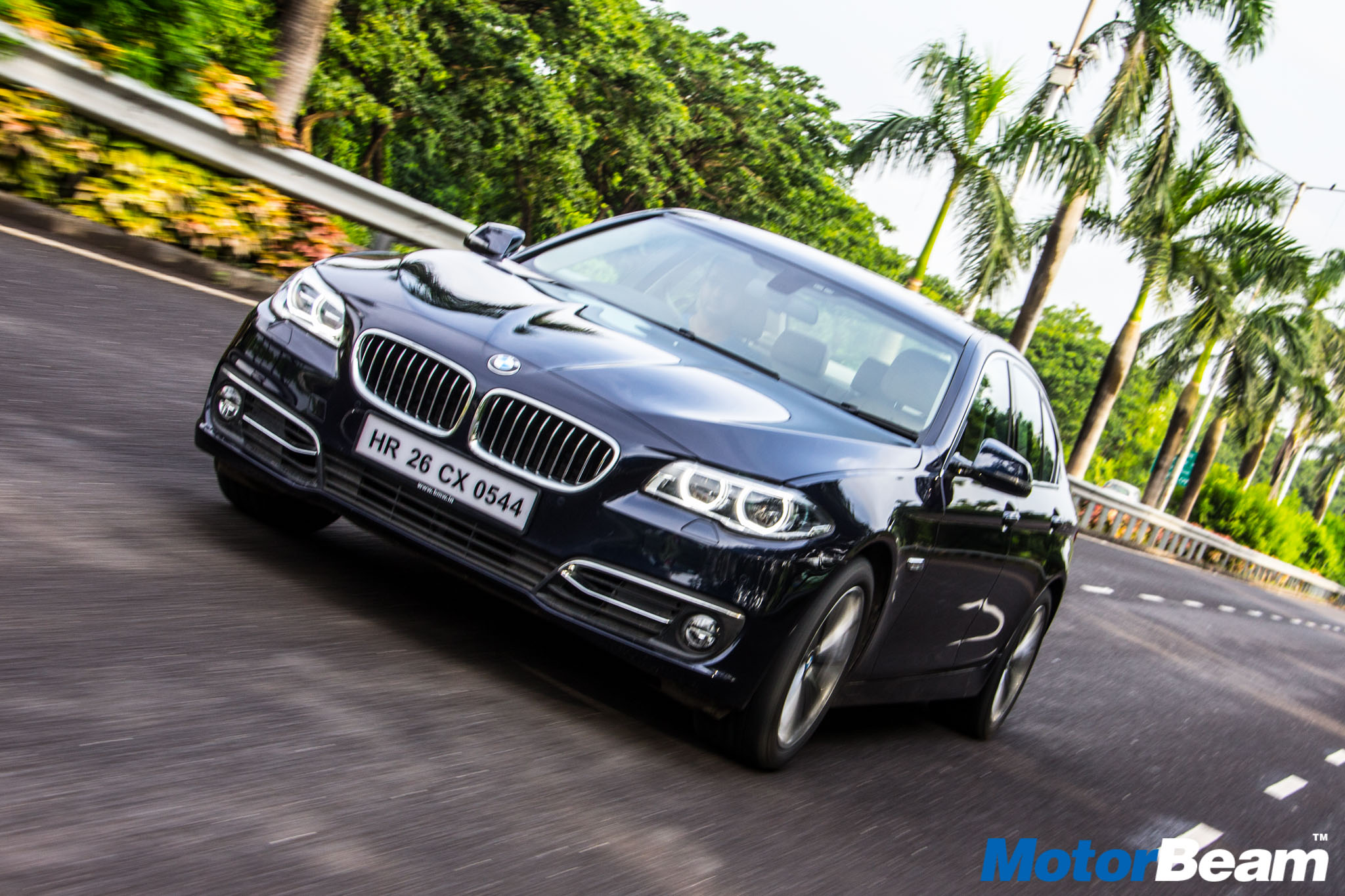 2016 BMW 520i Review Test Drive