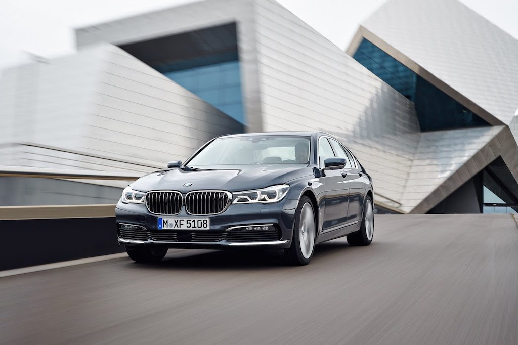 2016 BMW 7-Series Reveal