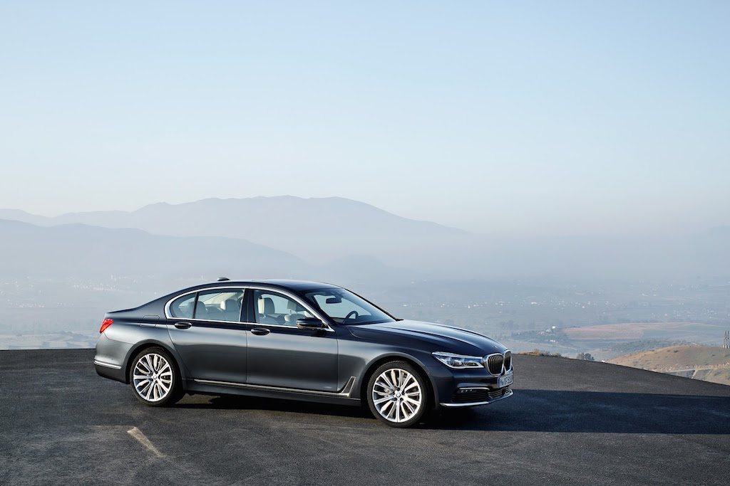 2016 BMW 7-Series Specifications