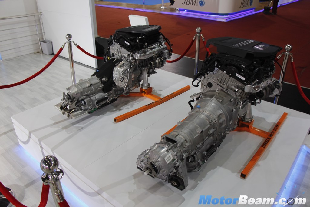 2016 BMW Engines By Force Rear