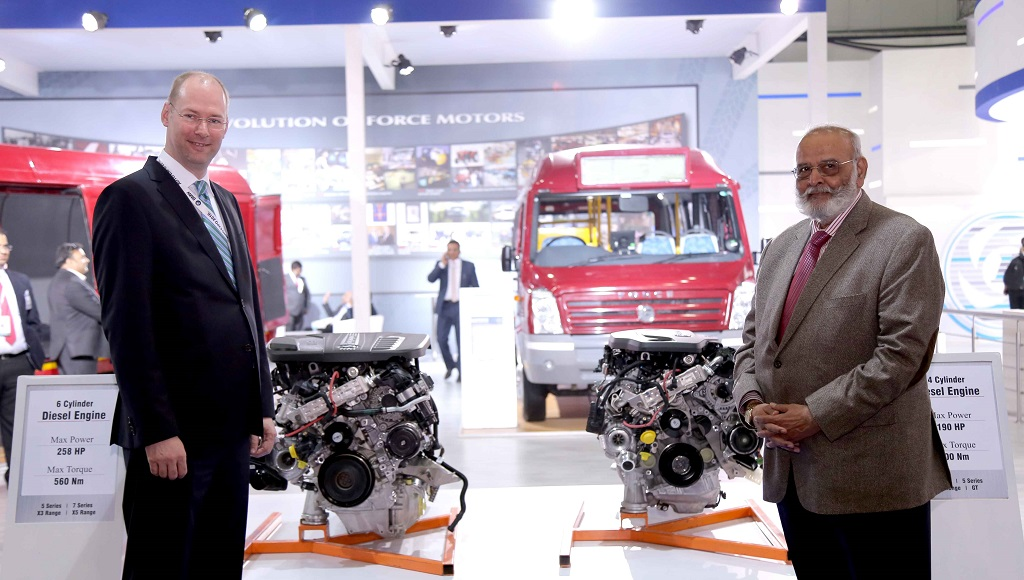 2016 BMW Engines By Force