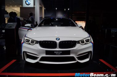 BMW Brings M Power To 2016 Auto Expo