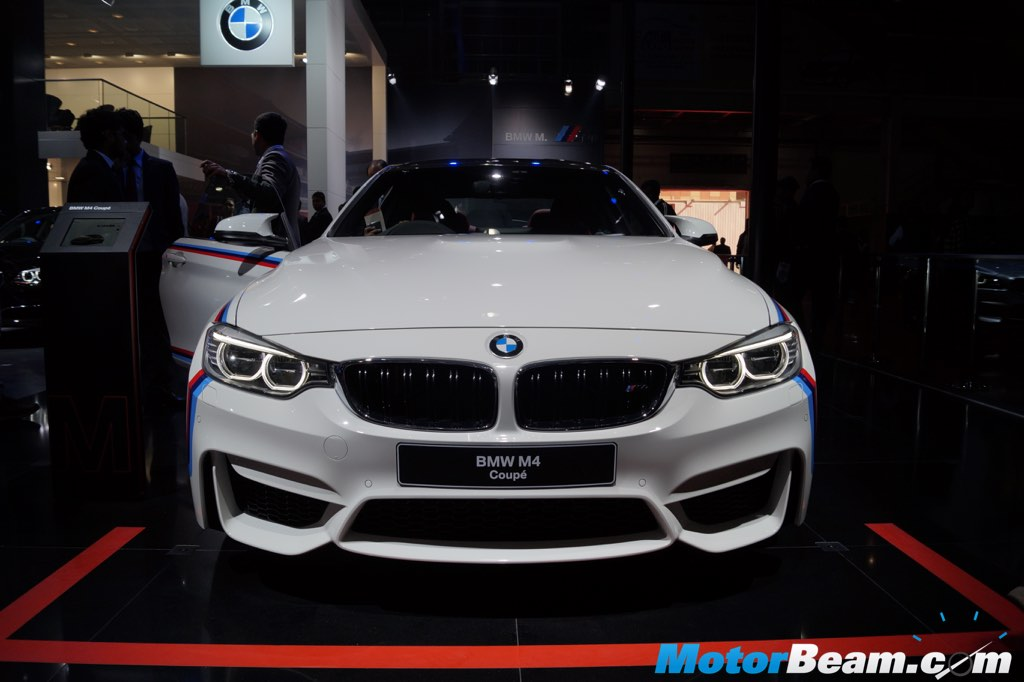 2016 BMW M4 Front