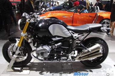 BMW R nineT Showcased At 2016 Auto Expo [Live]
