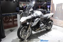 2016 BMW R1200GS Front