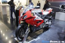 2016 BMW S1000RR Front