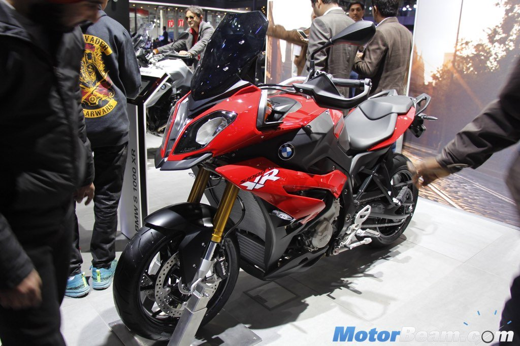 2016 BMW S1000XR Front