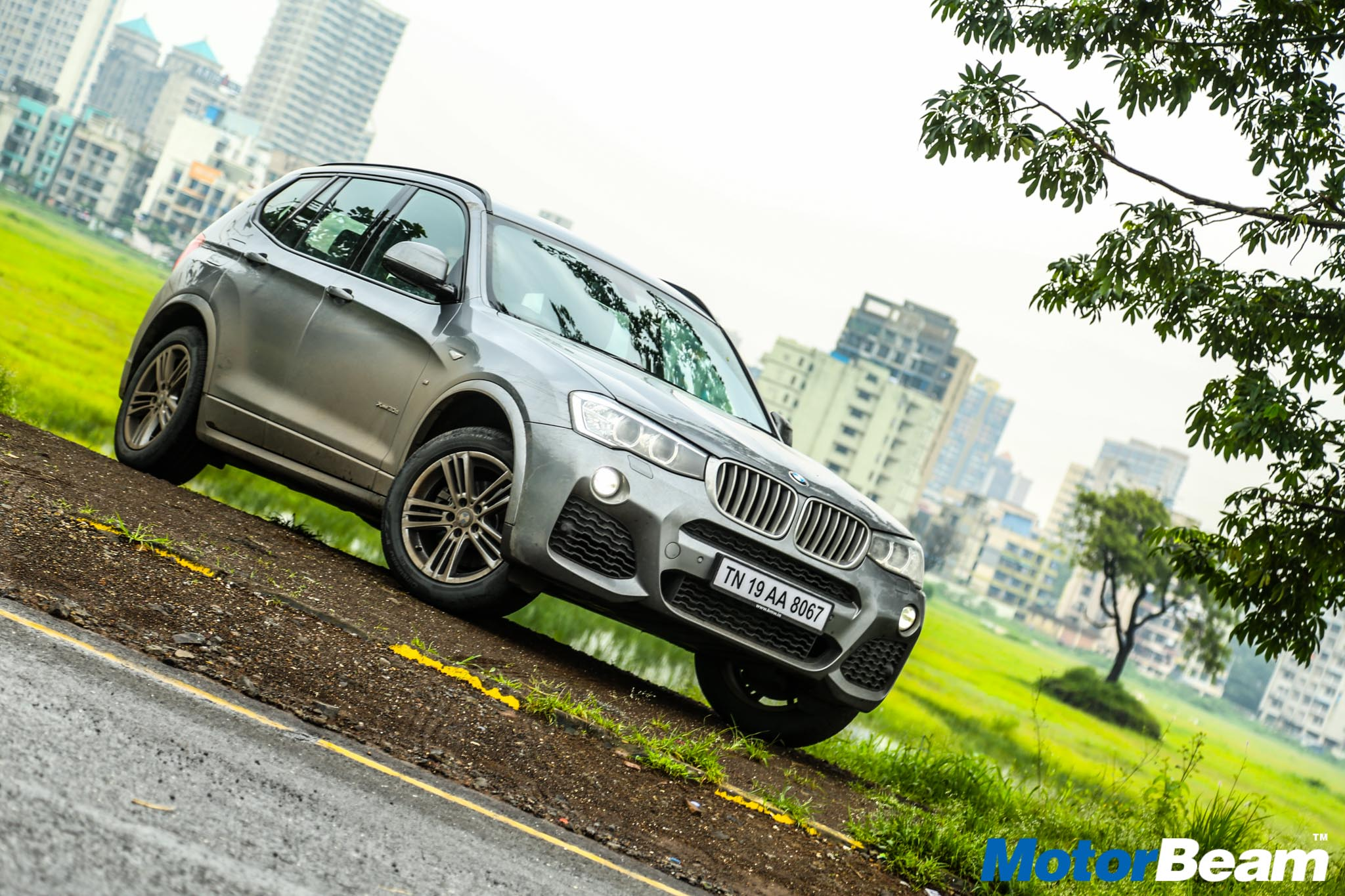 2016 BMW X3 M-Sport Review