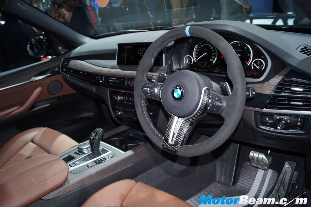 bmw x5 m 2017 interior auto express. Black Bedroom Furniture Sets. Home Design Ideas