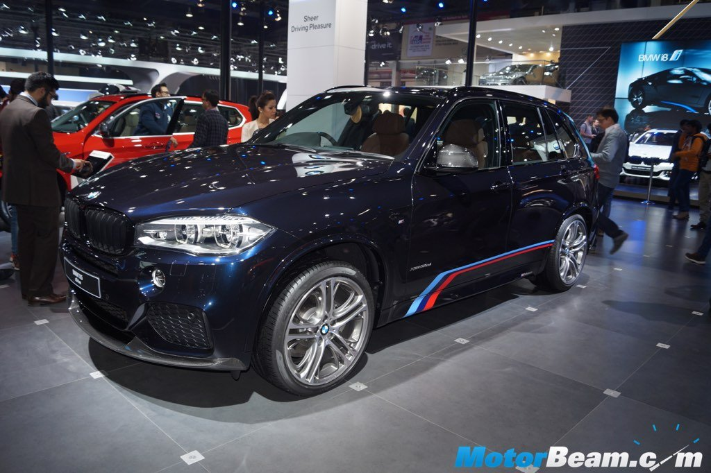 BMW Launches X5 M Sport Priced At Rs 7590 Lakhs Live