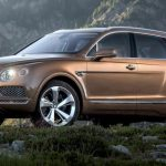2016 Bentley Bentayga Wallpaper