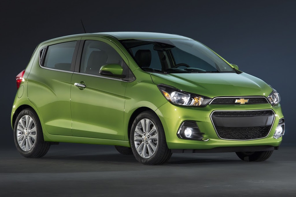 The new Beat is inspired by the globally released Chevrolet Spark
