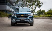 2016 Chevrolet TrailBlazer Front