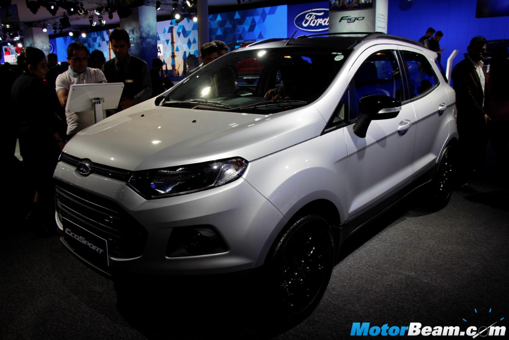 2016 Customized EcoSport Side