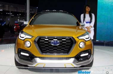 Datsun India Sales To Be Revived By Adding More Tech, GO-Cross Launch