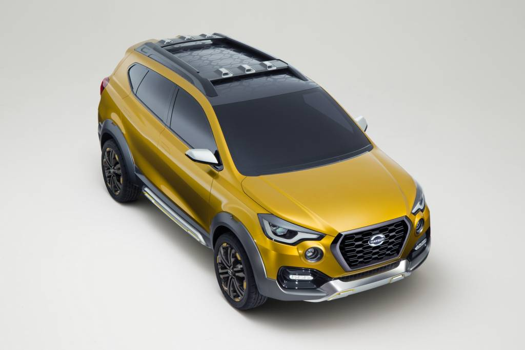 2016 Datsun GO-Cross