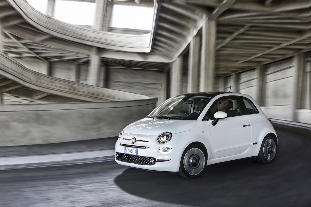 2016 Fiat 500 Facelift Specifications