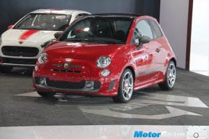 2016 Fiat 595 Front