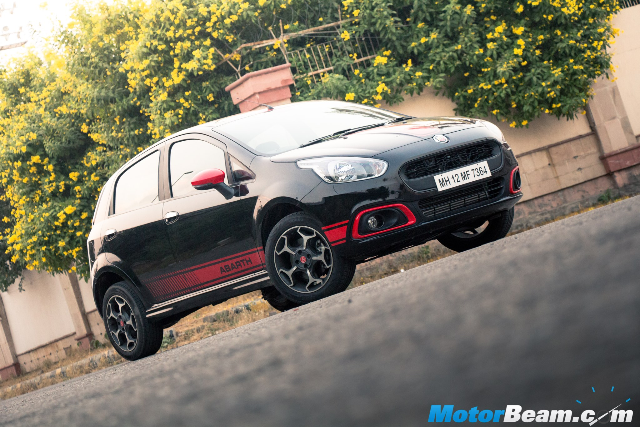 2016 Fiat Abarth Punto Review