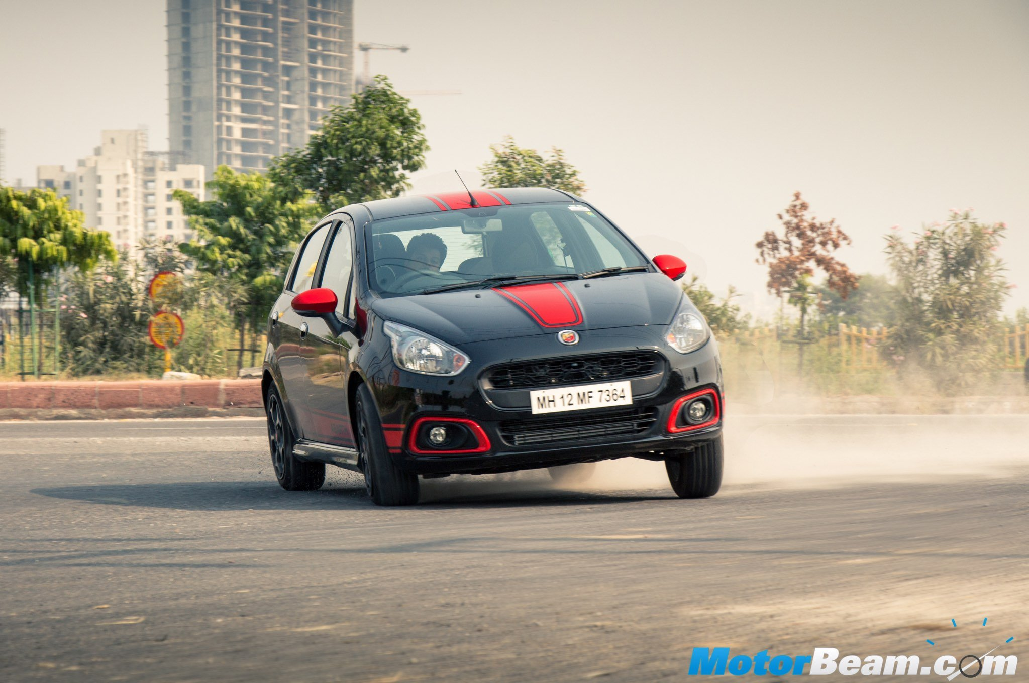 2016 fiat abarth punto test drive review